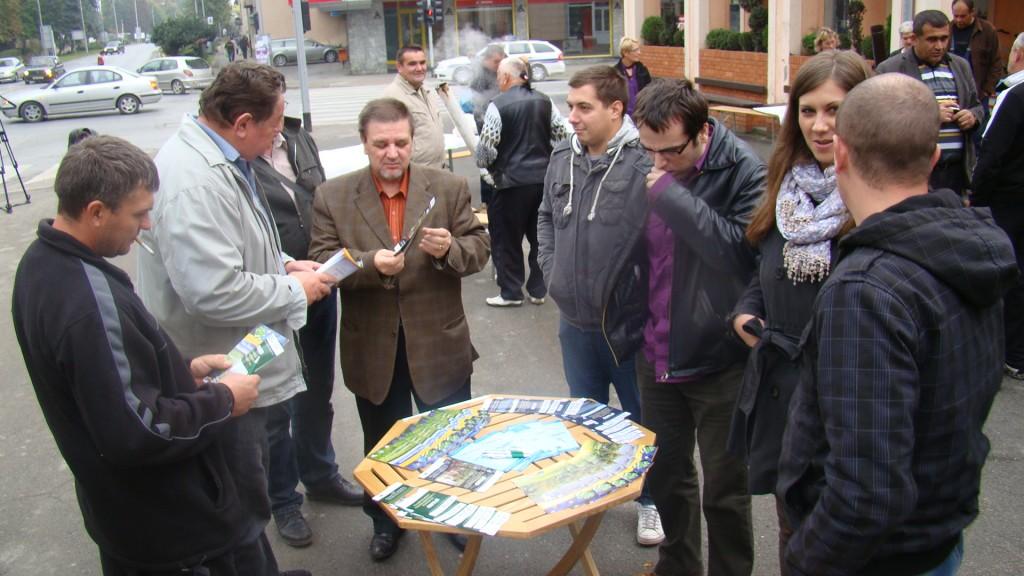 MIHOLJAČKI PODUZETNIČKI CENTAR - Lokalna razvojna agencija